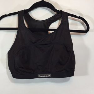 Shock Absorber black bra size 36D